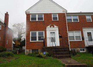 Casa en Remate en Gwynn Oak 21207 NEWFIELD RD - Identificador: 4511805943