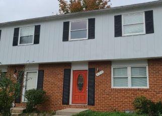 Casa en Remate en Glen Burnie 21061 MAINVIEW CT - Identificador: 4511809433