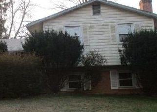 Casa en Remate en Silver Spring 20903 BURNT CREST LN - Identificador: 4518327355