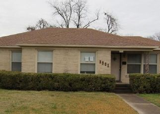 Casa en Remate en Waco 76710 GORMAN AVE - Identificador: 4520447598