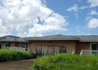 Casa en Remate en Kapaa 96746 KAWAIHAU RD - Identificador: 4525813658