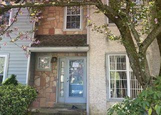 Casa en Remate en Aston 19014 NOTTINGHAM CT - Identificador: 4528064849