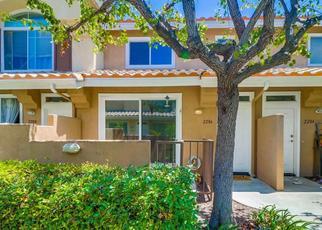 Casa en Remate en Chula Vista 91914 CABO BAHIA - Identificador: 4530917356