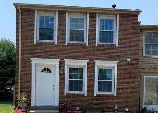 Casa en Remate en Gaithersburg 20879 MOUNTAIN LAUREL CT - Identificador: 4530983946