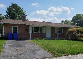 Casa en Remate en Hagerstown 21742 BRAMLY DR - Identificador: 4533203139