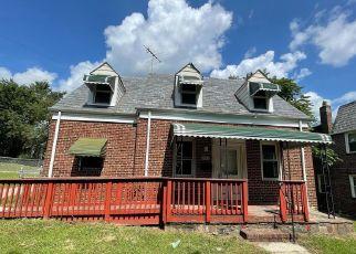 Casa en Remate en Baltimore 21214 E COLD SPRING LN - Identificador: 4534199542