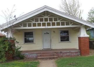 Casa en Remate en El Reno 73036 S WILLIAMS AVE - Identificador: 991941179