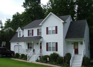 Pre Foreclosure en Chesterfield 23832 CORCORAN DR - Identificador: 1004097147