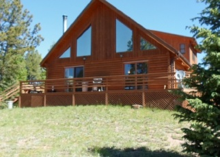 Pre Foreclosure en Cripple Creek 80813 MARIPOSA CIR - Identificador: 1005503493