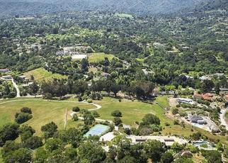 Pre Foreclosure en Los Altos 94024 HILLTOP DR - Identificador: 1007746351