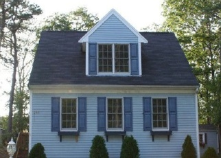 Pre Foreclosure en East Wareham 02538 PLYMOUTH AVE - Identificador: 1037009593
