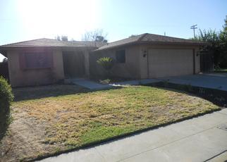Pre Foreclosure en Clovis 93612 PHILLIP AVE - Identificador: 1038961644