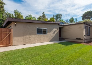 Pre Foreclosure en Lakeside 92040 WINTER GARDENS BLVD - Identificador: 1040395564