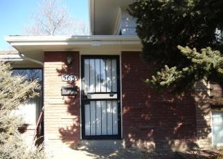 Pre Foreclosure en Broomfield 80020 W MIDWAY BLVD - Identificador: 1041286853