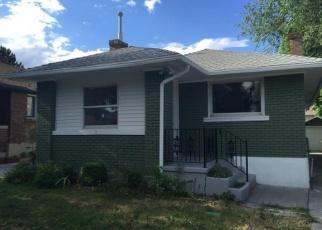 Pre Foreclosure en Salt Lake City 84106 E WILMINGTON AVE - Identificador: 1043290126