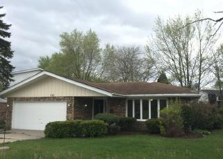 Pre Foreclosure en Matteson 60443 VIOLET LN - Identificador: 1044177920