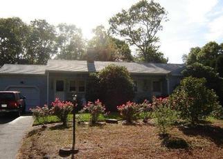 Pre Foreclosure en Centerville 02632 CARRIE LEES WAY - Identificador: 1048630801