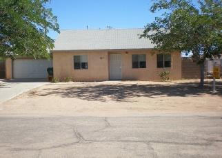 Pre Ejecución Hipotecaria en California City 93505 FIR AVE - Identificador: 1050356407