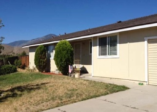 Pre Foreclosure en Carson City 89705 PLYMOUTH DR - Identificador: 1053262816