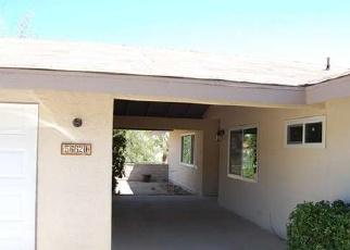 Pre Foreclosure en Yucca Valley 92284 HIDDEN GOLD DR - Identificador: 1053283388