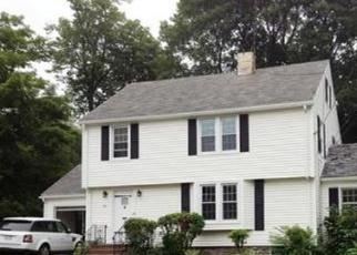 Pre Foreclosure en Worcester 01602 CARDINAL RD - Identificador: 1053464264