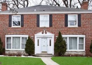 Pre Foreclosure en Lincolnwood 60712 N LAPORTE AVE - Identificador: 1054640226