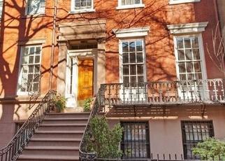 Pre Foreclosure en New York 10011 W 11TH ST - Identificador: 1054920990