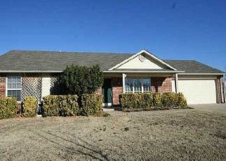 Pre Foreclosure en Claremore 74017 E MCCLOUD ST - Identificador: 1057178739