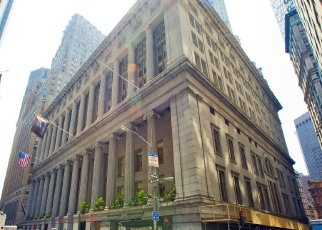 Pre Foreclosure en New York 10005 WALL ST - Identificador: 1057743721