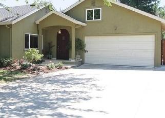 Pre Foreclosure en Saratoga 95070 FONTAINE DR - Identificador: 1058037597