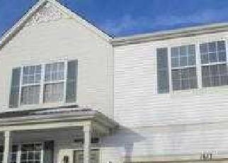 Pre Foreclosure en Plainfield 60586 LOGAN RIDGE DR - Identificador: 1059057196