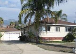 Pre Foreclosure en San Bernardino 92404 26TH ST - Identificador: 1060516531