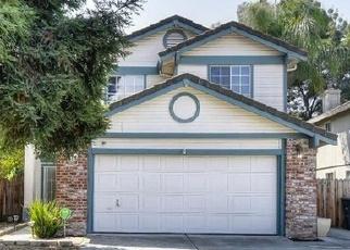 Pre Foreclosure en Vacaville 95687 COOPER SCHOOL RD - Identificador: 1061565929