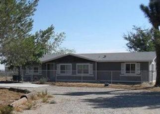 Pre Foreclosure en Phelan 92371 JOHNSON RD - Identificador: 1061704762