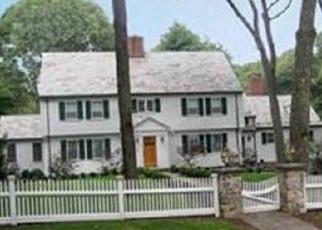 Pre Foreclosure en Wellesley Hills 02481 WHITE OAK RD - Identificador: 1064274345