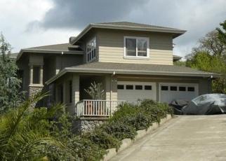 Pre Foreclosure en Healdsburg 95448 ARABIAN WAY - Identificador: 1065404763