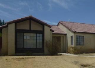 Pre Foreclosure en Palmdale 93552 NEWBURY PL - Identificador: 1065995588