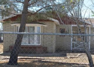 Pre Foreclosure en Littlerock 93543 E AVENUE R12 - Identificador: 1066047711