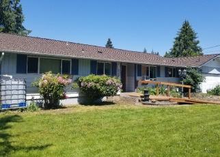 Pre Foreclosure en Rainier 97048 RIVERVIEW DR - Identificador: 1066558377