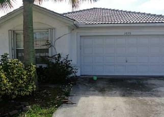 Pre Foreclosure en Boynton Beach 33436 STRATTON LN - Identificador: 1066595609