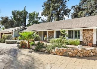 Pre Foreclosure en Thousand Oaks 91362 ERBES RD - Identificador: 1066988919