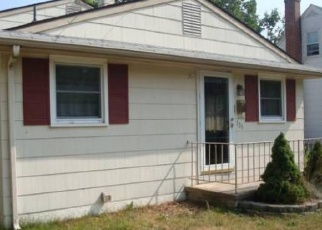 Pre Foreclosure en Magnolia 08049 E ADAMS AVE - Identificador: 1073100848