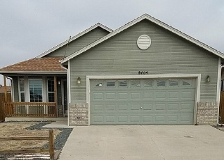 Pre Foreclosure en Colorado Springs 80925 APPLETON TRL - Identificador: 1075314801