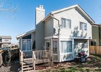 Pre Foreclosure en Aurora 80015 S CEYLON WAY - Identificador: 1075867520