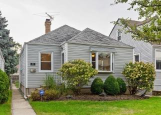 Pre Foreclosure en Chicago 60634 N PIONEER AVE - Identificador: 1076423747