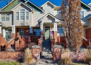 Pre Foreclosure en Denver 80247 S DAYTON CT - Identificador: 1083056419