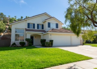 Pre Foreclosure en Corona 92879 MANDEVILLA WAY - Identificador: 1085021166