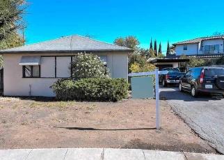 Pre Foreclosure en Palo Alto 94303 GENEVIEVE CT - Identificador: 1085338713