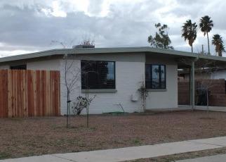 Pre Foreclosure en Tucson 85730 E FOND DU LAC DR - Identificador: 1085596232