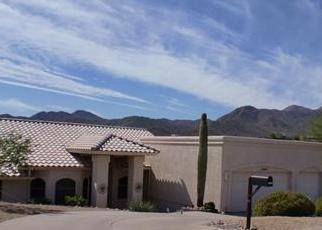 Pre Foreclosure en Fountain Hills 85268 E GOLDEN EAGLE BLVD - Identificador: 1088096630